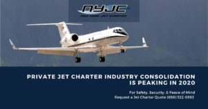 Private Jet Charter Industry Consolidation Is Peaking in 2020 (1)